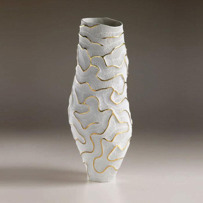 Vase-organic-shape-