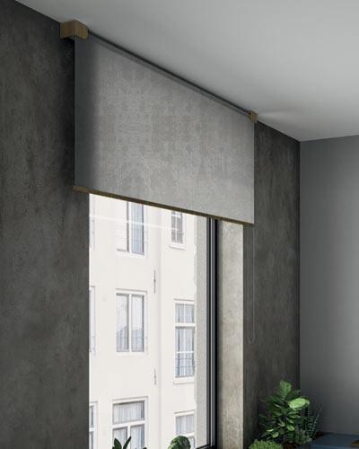 Designer roller blinds